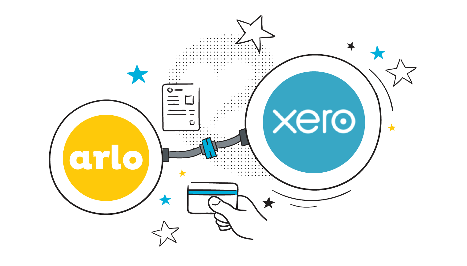 Arlo integrates with Xero Accounting Software