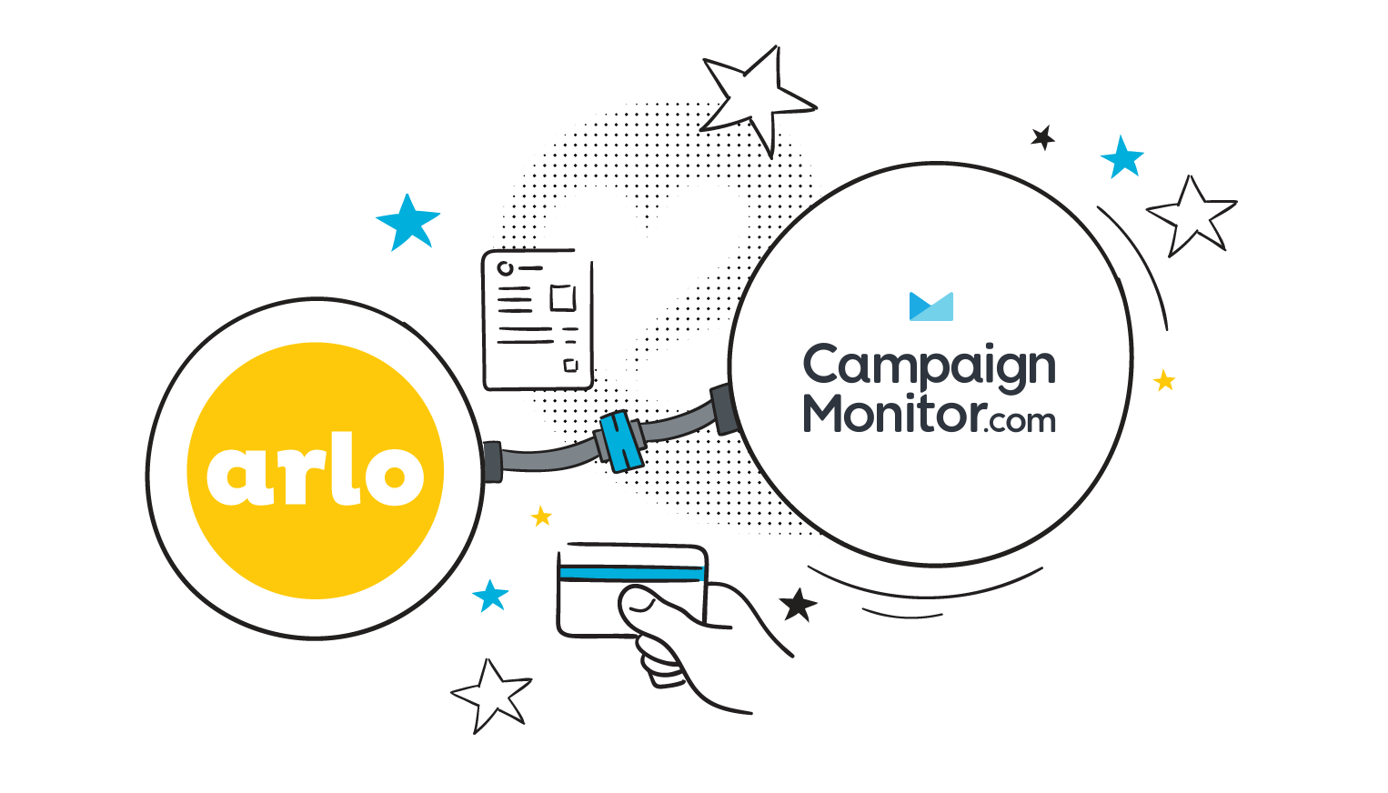 Campaign Monitor integration with Arlo